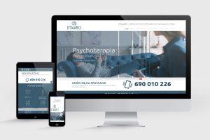 Projekt i wykonanie strony internetowej Otwarci - Ośrodek psychoterapii psychoanalitycznej Białystok - Projektowanie stron internetowych Clouds.pl