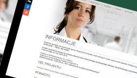 Strona internetowa – www.poprawadostepu.pl