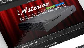 Strona internetowa – www.rgtrading.eu