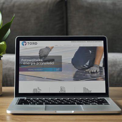 Strona internetowa – www.tord.pl