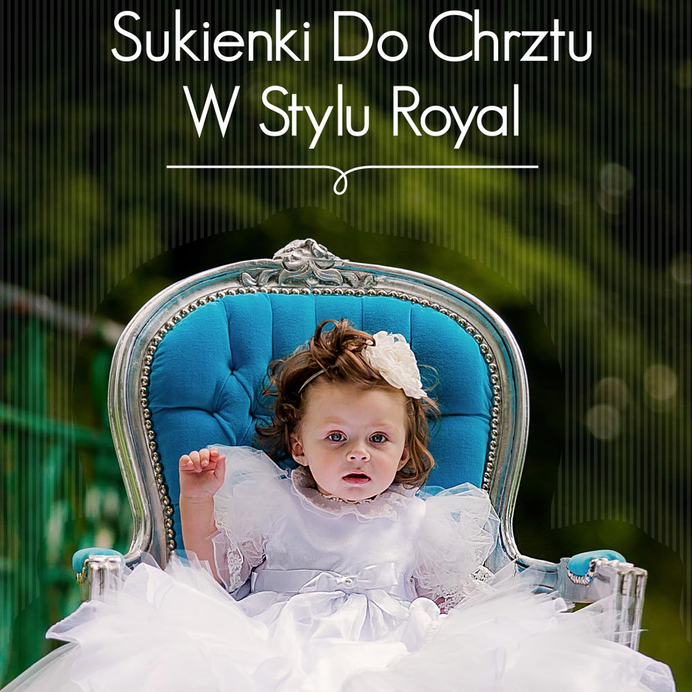 Projekt ulotki – Retro Royal Chic