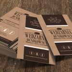 Projekt wizytówki - Wędzarnia Dunikowscy