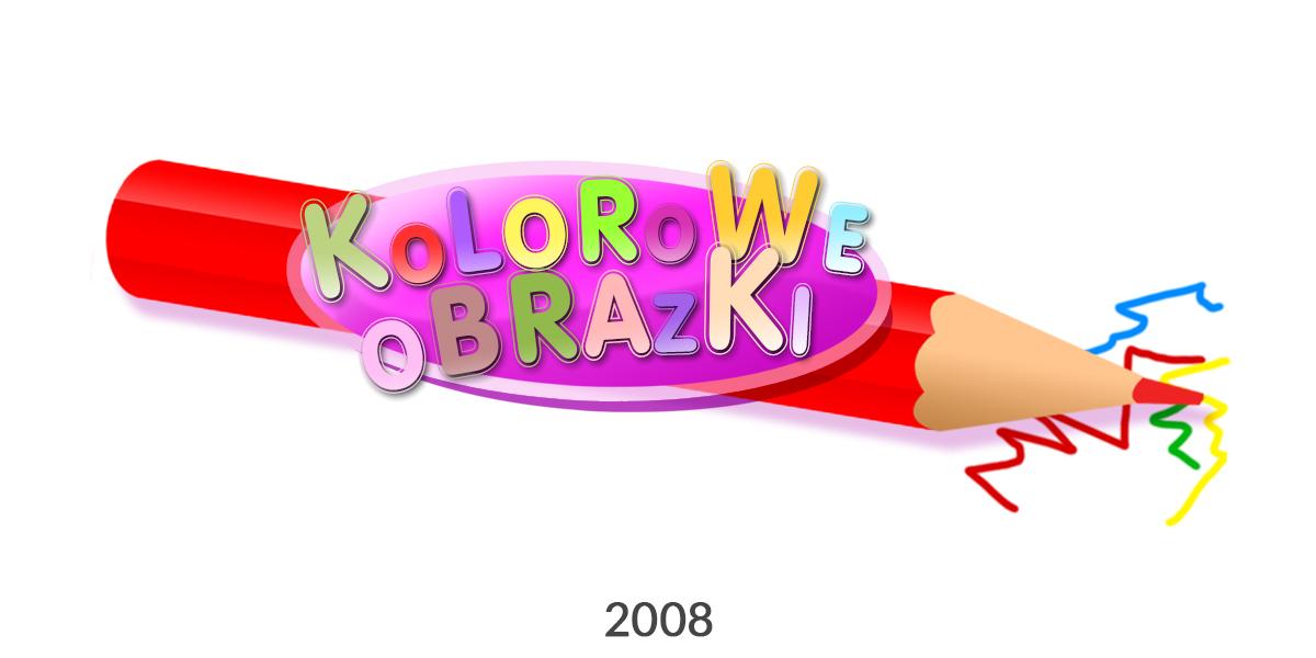 Redesign logo www.kolorowe-obrazki.pl - Edukacyjne kolorowanki dla dzieci