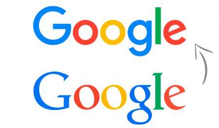Redesign logo  – Google 2015