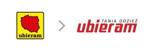 Redesign logo Ubieram | Clouds Studio Graficzne | Białystok