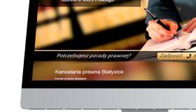 Strona internetowa – www.kancelaria-bialystok.pl