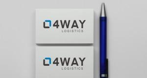 4 Way Logistics - Projekt logo - Białystok - Warszawa