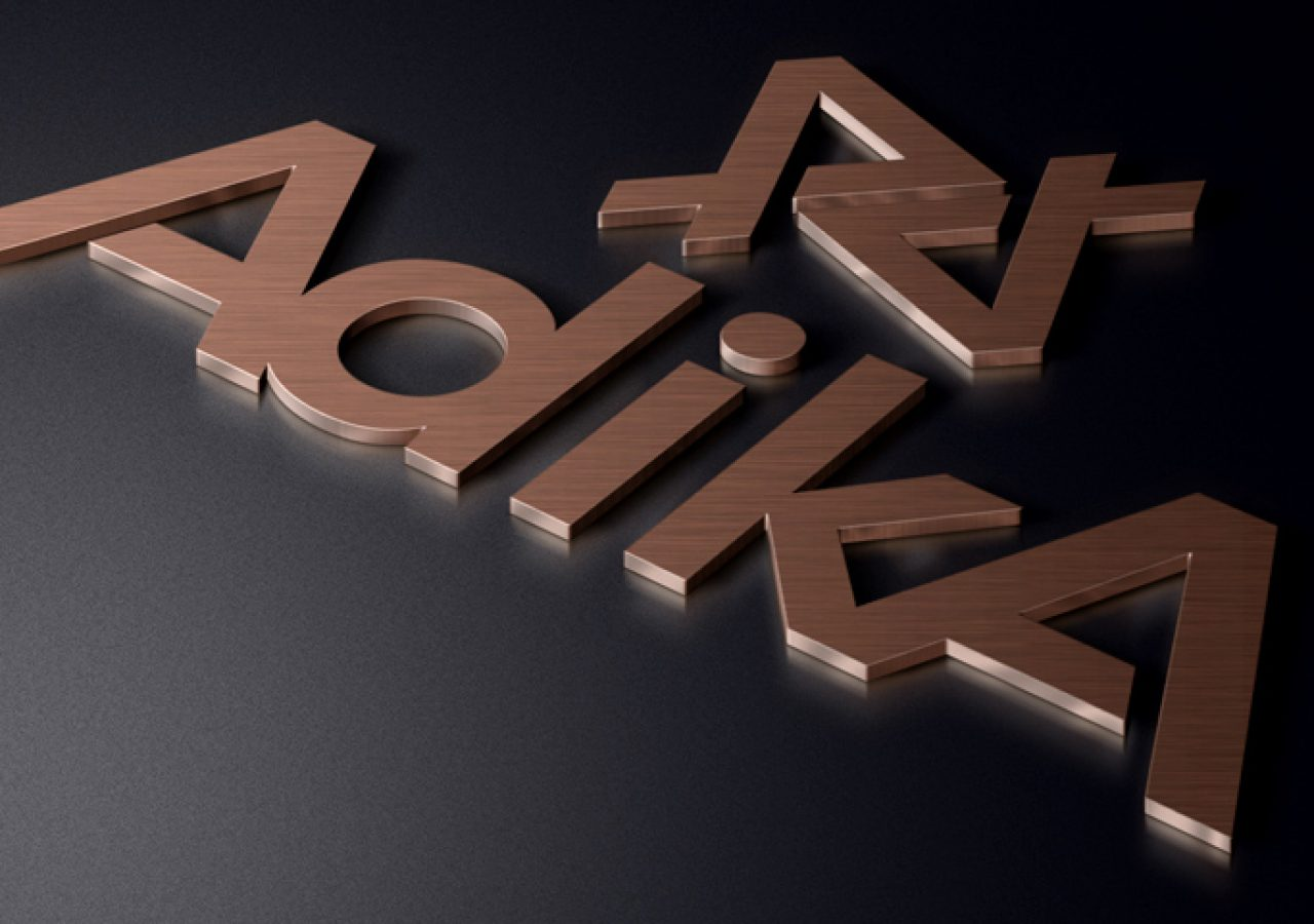 Adika - Projekt logo - Białystok - Warszawa