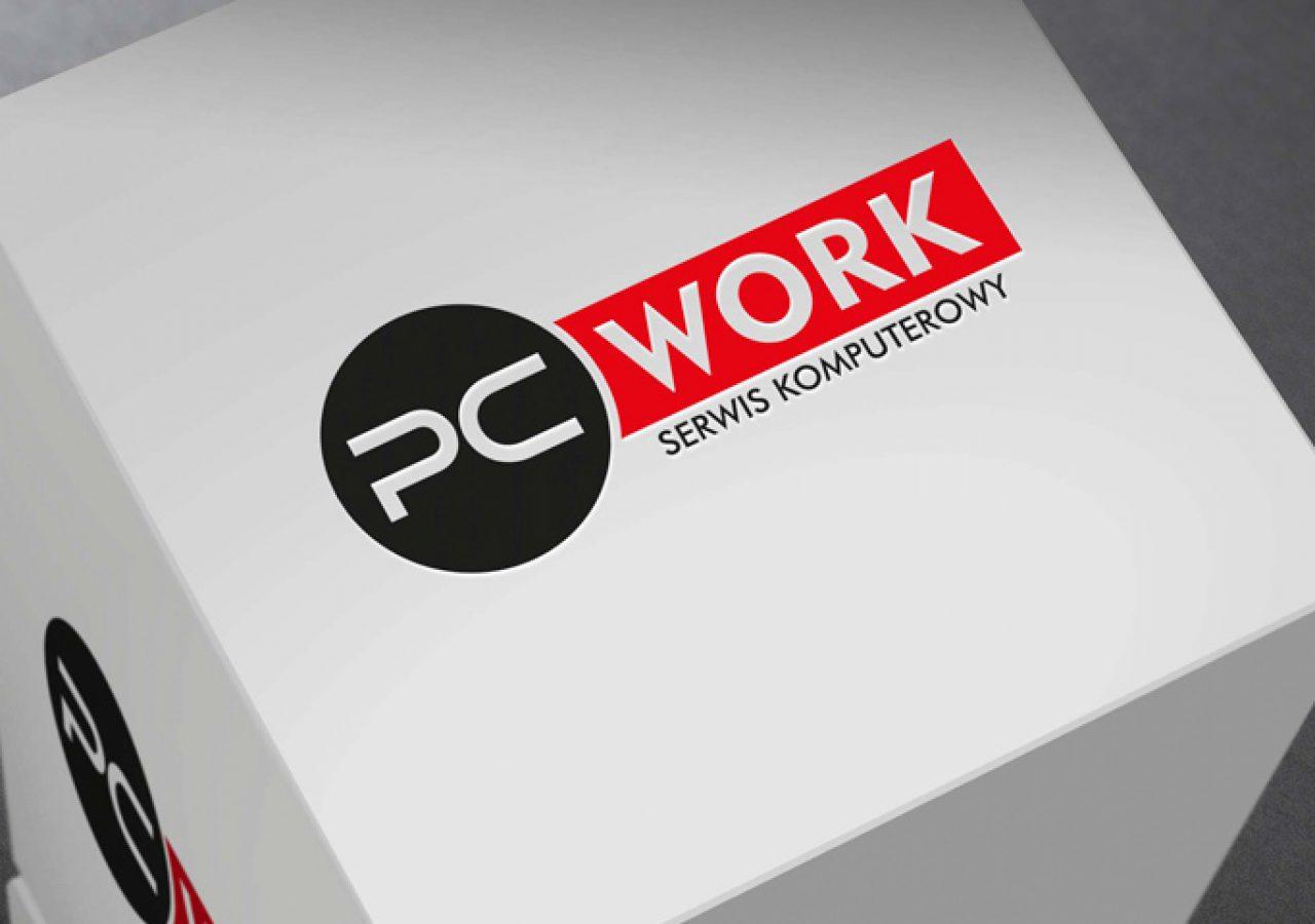 PC work - Projekt logo - Białystok - Warszawa