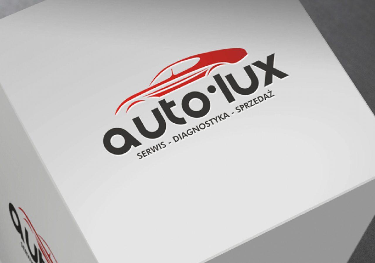 Ayto Lux - Projekt logo - Białystok - Warszawa
