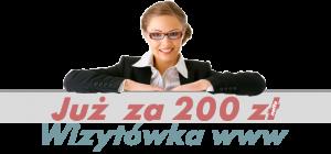 Wizytowki internetowe www Bialystok